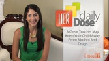 Great Teachers Can Keep Your Kids Away From Alcohol And Drugs - HER Daily Dose