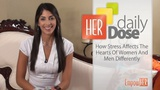 Stress Affects The Hearts Of Women Differently Than Men - HER Daily Dose