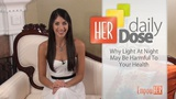 Can Light At Night Be Harmful To Your Health? - HER Daily Dose