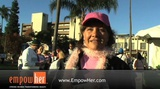 Elaine Talks About Surviving Breast Cancer (VIDEO)