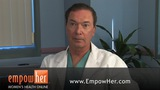 Uterine Artery Embolization, Who Is A Good Candidate? - Dr. McLucas (VIDEO)