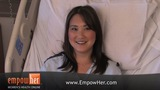 Melissa Shares How She Deals With Lung Cancer Frustrations (VIDEO)