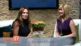 Catherine Bach Interviews Leeza Gibbons Who Shares Advice For Alzheimer's Caregivers