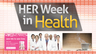 Lids For Lives Fight Against Breast Cancer - HER Week In Health