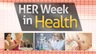 Contagious Weight Loss, Science Career Drop-outs and Food Freedom for Children -- HER Week in Health
