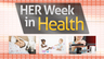 Stress and Illness, Children and Peer Pressure, & Weight Gain and Denial - HER Week In Health